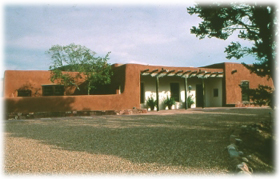Spanish Colonial Arts Society in Santa Fe, New Mexico.